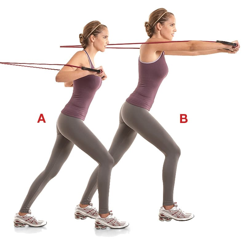 resistance band exercises for pregnant women