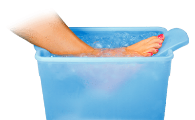 benefits of cold and ice therapy