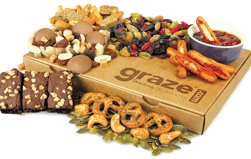Graze Snacks The Answer To Healthy Snacking 2018
