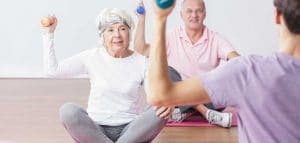 The Benefits of Exercising Young to Stay Fit as an Older Adult