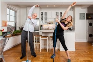 The Ultimate Housework Workout Routine