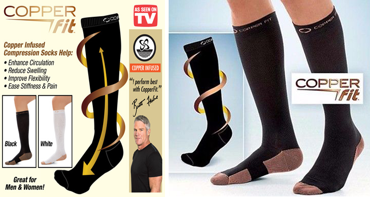 18461bd48 Copper Fit Compression Socks Review And Its Unique Features