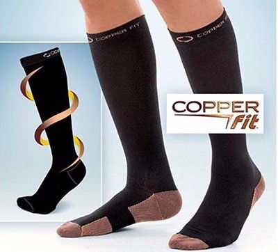 Copper Fit Compression Socks1
