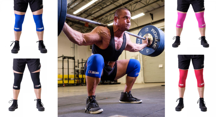 A Review of Slingshot Knee Sleeves